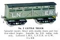 Hornby No.2 Cattle Truck (1926 HBoT).jpg