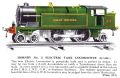 Hornby No2 Special Electric Tank Locomotive GW 2221 (HBoT 1930).jpg