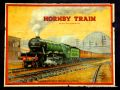 Hornby Trains, Flying Scotsman 4472 box artwork, rectangular sticker (Meccano Ltd).jpg