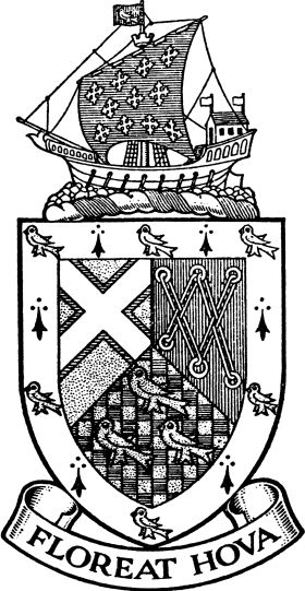 Hove coat of arms, Floreat Hova