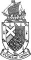 Hove, Floreat Hova, coat of arms (HoveIG 1936).jpg