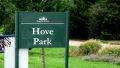 Hove Park Sign (Brighton 2018).jpg
