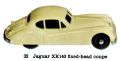 Jaguar XK140 Fixed-Head Coupe, Matchbox No32 (MBCat 1959).jpg