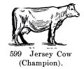 Jersey Cow (Champion), Britains Farm 599 (BritCat 1940).jpg