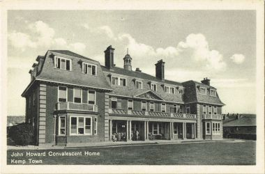 John Howard Convalescent Home, Kemp Town