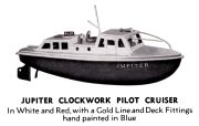 Jupiter Pilot Cruiser, red and white, clockwork, Sutcliffe (SuttCat 1973).jpg