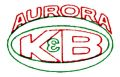 K and B Aurora, logo (1965).jpg