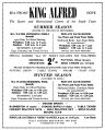 King Alfred Recreational Centre, advert (BHOG ~1961).jpg