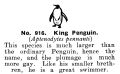 King Penguin, Britains Zoo No916 (BritCat 1940).jpg