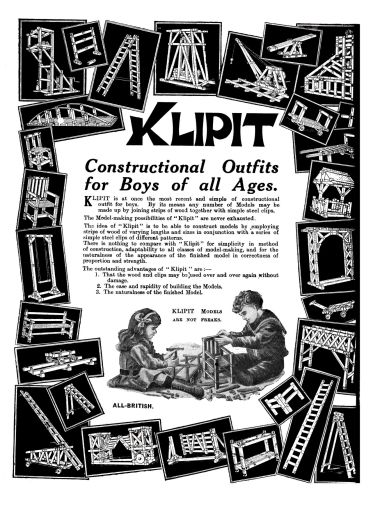 1916: Klipit Construction Outfits
