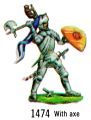 Knight on Foot, with Axe, Britains Swoppets 1474 (Britains 1967).jpg