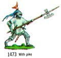 Knight on Foot, with Pike, Britains Swoppets 1473 (Britains 1967).jpg