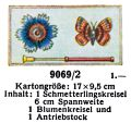 Kreiselgarnituren - Spinner Sets, Märklin 9069-2 (MarklinCat 1932).jpg