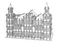 Large Town Hall or University Building, lineart (Mobaco).jpg
