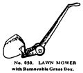 Lawn Mower, with Removable Grass Box, Britains Garden 050 (BMG 1931).jpg