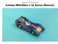 Lesney Matchbox 1-75 Series Diecasts, cover (Maurice A Hammond).jpg