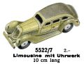 Limousine Car with Clockwork, Märklin 5522-7 (MarklinCat 1939).jpg