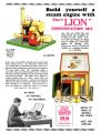 Lion stationary steam engine, colour (Hobbies 1930).jpg