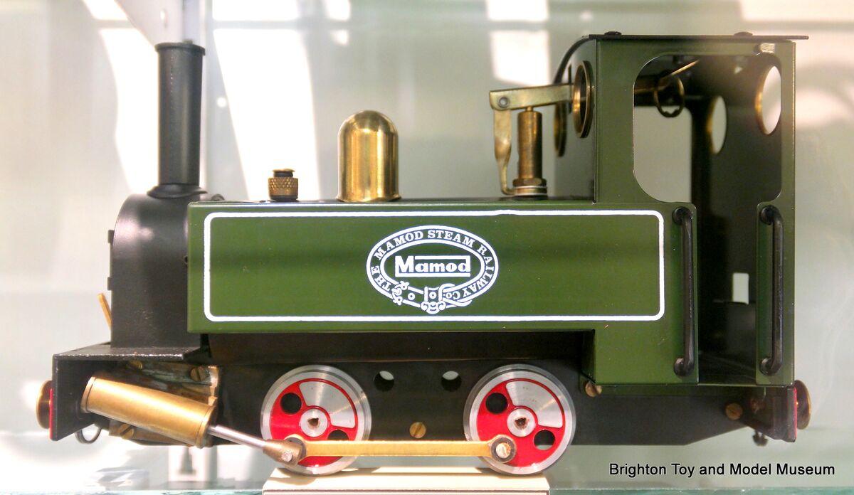 Mamod Steam Locomotive Mamod Sl1 The Brighton Toy And
