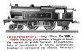 Loco No2-Tank, French Hornby (MFCat 1935).jpg