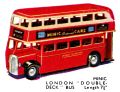 London Double-Deck Bus, Triang Minic (MinicCat 1950).jpg