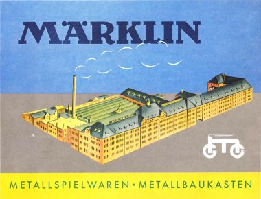 1932: artwork showing the company's Gottingen factory