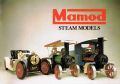 Mamod Steam Models, catalogue cover (Mamod 1979).jpg
