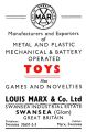Marx Toys trade advert (GaT 1956).jpg
