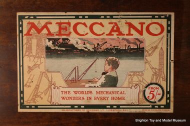 """Meccano: The World's Mechanical Wonders in Every Home"""