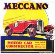 Meccano Motor Car Constructor, shop point-of-sale sign.jpg