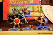 Meccano steamroller, blue and gold.jpg