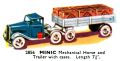 Mechanical Horse and Trailer with cases, Minic 2856 (TriangCat 1937).jpg