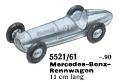 Mercedes-Benz-Rennwagen - Racing Car, Märklin 5521-61 (MarklinCat 1939).jpg