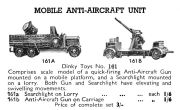 Mobile Anti-Aircraft Unit, Dinky Toys 161 (MLtdCat 1939).jpg