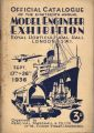 Model Engineer Exhibition 18, 1936, catalogue front cover (MEE 1936).jpg