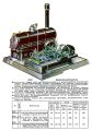 Modell-Dampfmaschine - Horizontal Stationary Steam Engine, Märklin 4158 (MarklinCat 1931).jpg