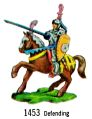 Mounted Knight, Defending, Britains Swoppets 1453 (Britains 1967).jpg