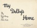My Dolly's Home, cover page.jpg
