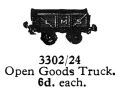 Open Goods Truck, Bing Table Railway 3302-24 (BingCatEn 1928).jpg