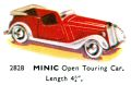 Open Touring Car, Minic 2828 (TriangCat 1937).jpg