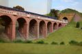 Ouse Valley Viaduct, 00-gauge model.jpg