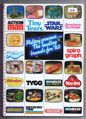 1982: Trade catalogue cover