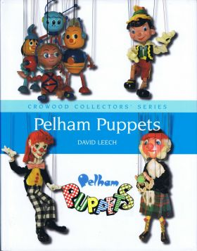 Cover of Pelham Puppets, by David Leech (2008)