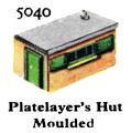 Platelayer's Hut, moulded, Hornby Dublo 5040 (HDBoT 1959).jpg