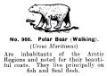 Polar Bear (Walking), Britains Zoo No966 (BritCat 1940).jpg