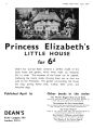 Princess Elizabeth's Little House, Deans (GaT 1939).jpg