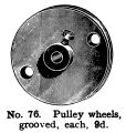 Pulley Wheels, Primus Part No 76 (PrimusCat 1923-12).jpg