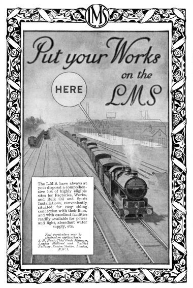 "1925: ""Put your Works on the LMS"""