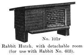 101F Rabbit Hutch