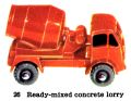 Ready-mixed Concrete Lorry, Matchbox No26 (MBCat 1959).jpg